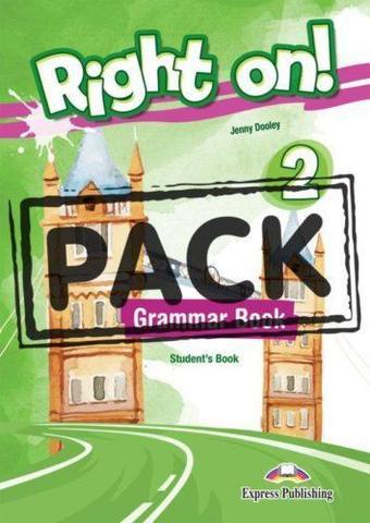 Right on! 2. Grammar Student's Book with Digibook app. Сборник грамматических упражнений (с ссылкой на электронное приложение)