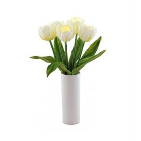 Светильник  СТАРТ   LED Тюльпаны5 белый