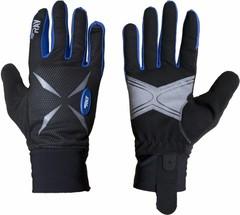 Перчатки Ray Анатомик черный-синий