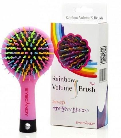 Массажная расческа Rainbow Volume S Brush для придания объема