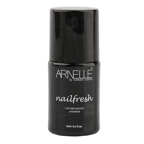 Препарат Nailfresh для обезжиривания ногтей Arnelle 12 мл