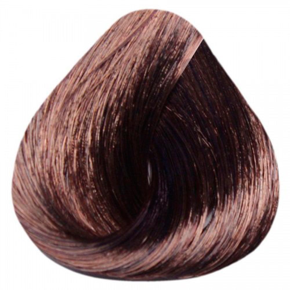 6/76 Темно-русый коричнево-фиолетовый - Estel крем-краска De Luxe Silver 60 мл