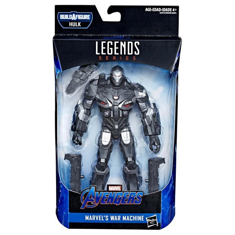 Фигурка Боевая машина (War Machine) Мстители Marvel Legends 15 см