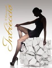 Intreccio SCALA 40 колготки женские