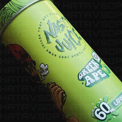 Green Ape by Nasty Juice