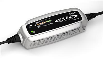 Зарядное устройство для 12‐В АКБ (6 этапов, 1,2‐100Aч) XS 0.8