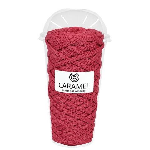 Полиэфирный шнур Caramel Алый