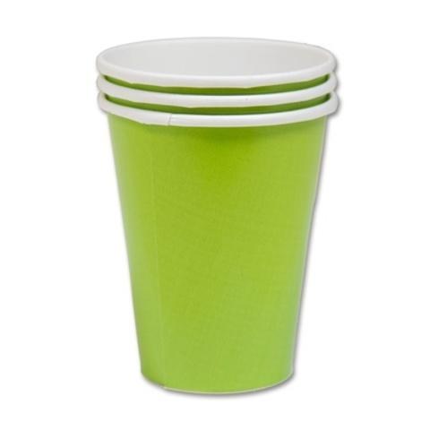 Стакан Kiwi Green 266мл 8шт