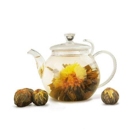 Тай Ту «Cолнечный зайчик», Связанный чай
