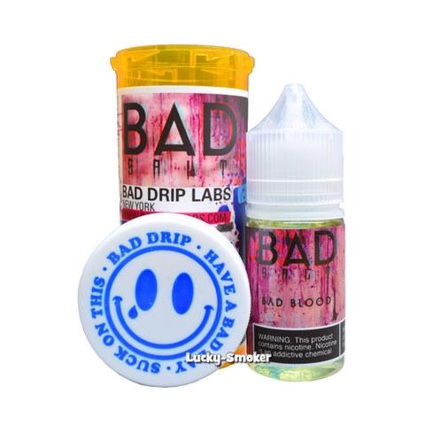 Жидкость Bad Drip SALT 30 мл Bad Blood