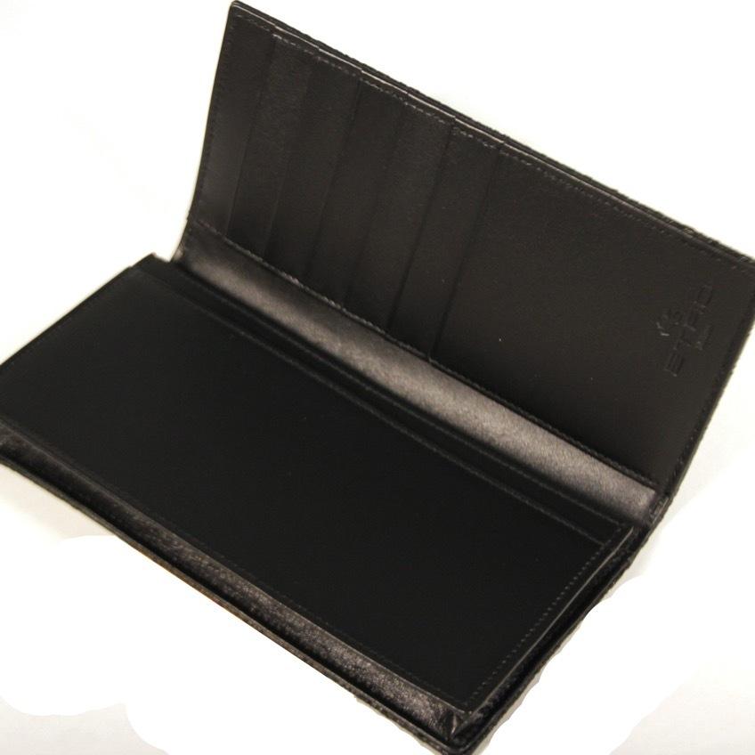 Портмоне. Цвет черный/коричневый ETRO