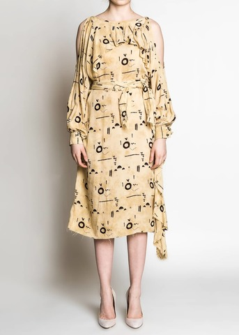 <p>Платье</p> ONE TEASPOON