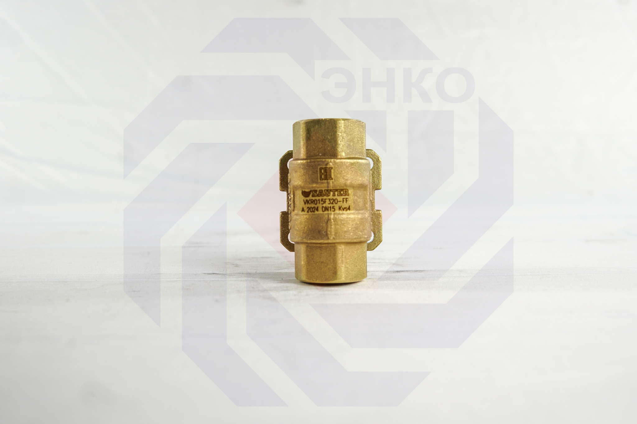 Клапан шаровой регулирующий SAUTER VKR320 DN 15