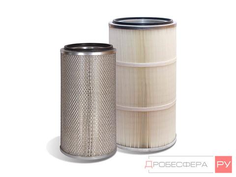 Фильтр для пескоструйной камеры 7,5 м2 325 х 600