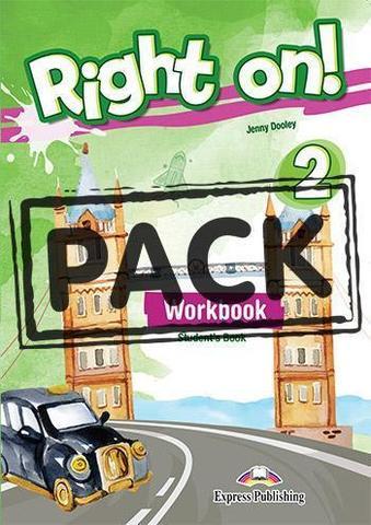 Right on! 2. Workbook Student's Book (with Digibook app). Рабочая тетрадь (с ссылкой на электронное приложение)
