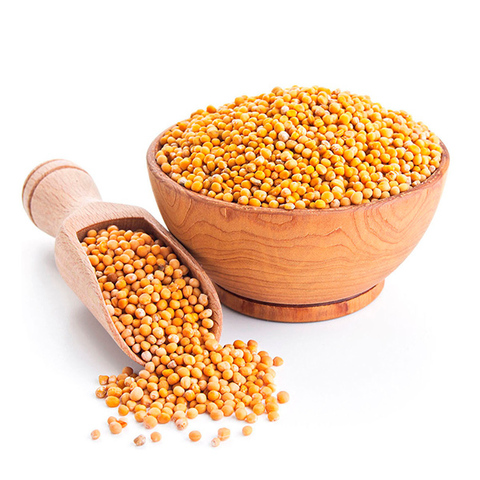 Семена горчицы желтой, 100 гр.