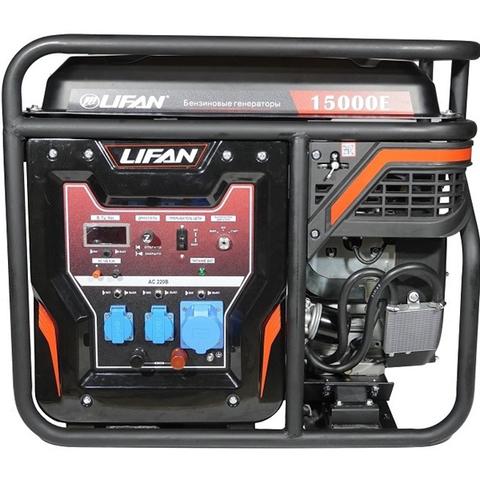 Электростанция Lifan 15000E