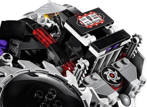 LEGO Ninjago: Дракон-ниндроид 70725 — Nindroid MechDragon — Лего Ниндзяго