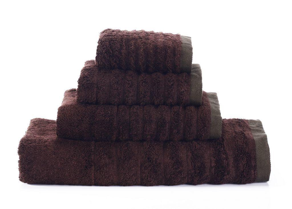 Полотенца Wellness-5 темно-коричневое  махровое  полотенце Valtery 19354_wellness-5-polotentse-bannoe.jpg
