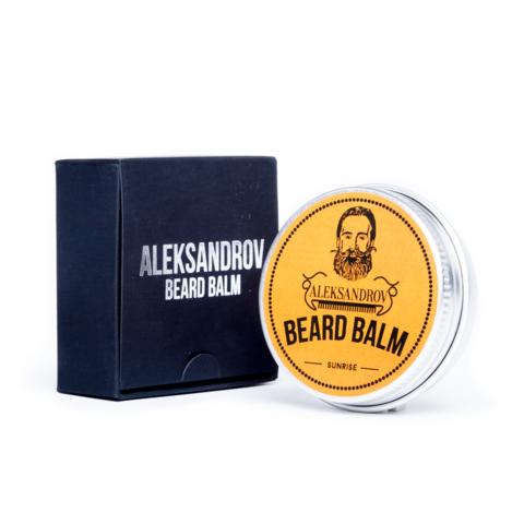 Бальзам для бороды ALEKSANDROV Sunrise (30 г)