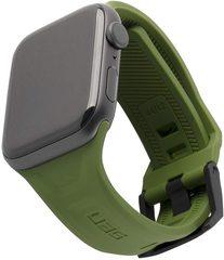 Ремень силиконовый UAG Scout Silicone для Apple Watch 44/42 оливковый (Olive)