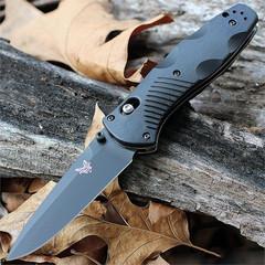 Полуавтоматический нож Benchmade модель 580BK Osborne Barrage