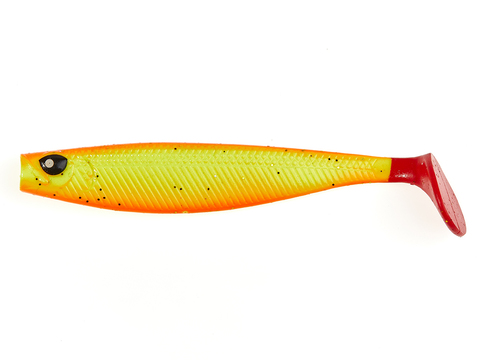 Виброхвост LJ 3D Red Tail Shad 3.5