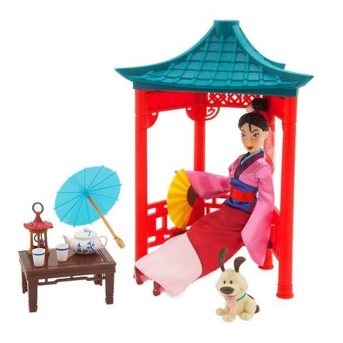 Mulan Tea Ceremony Playset