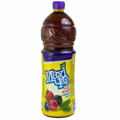 Чай холодный MAXI Лесная Ягода 1,2 л КАЗАХСТАН