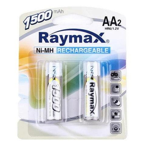 Аккумулятор Raymax R6, AA 1500mAh (2/24)