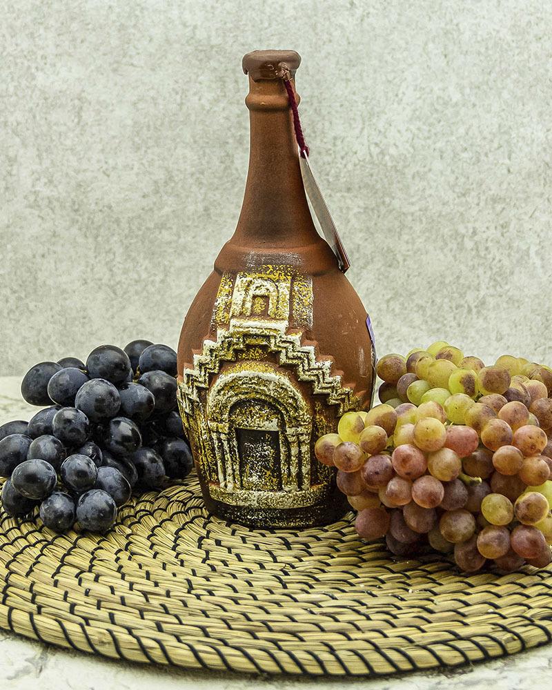 Вино Maran Winery Нораванк Красное Сухое в Кувшине 2017 г.у. 14% 0,5 л.