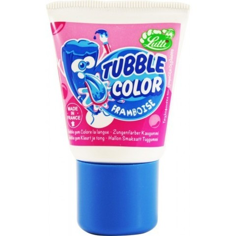 Жевачка в тюбике Tubble Gum Color 35 гр