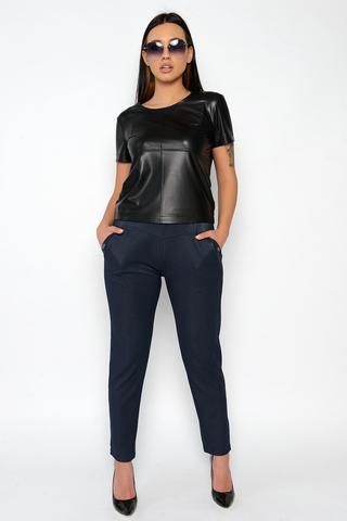 """<p>Трикотажные брюки """"Колинс"""" на резинке, комфортные и удобные.&nbsp;</p>"""