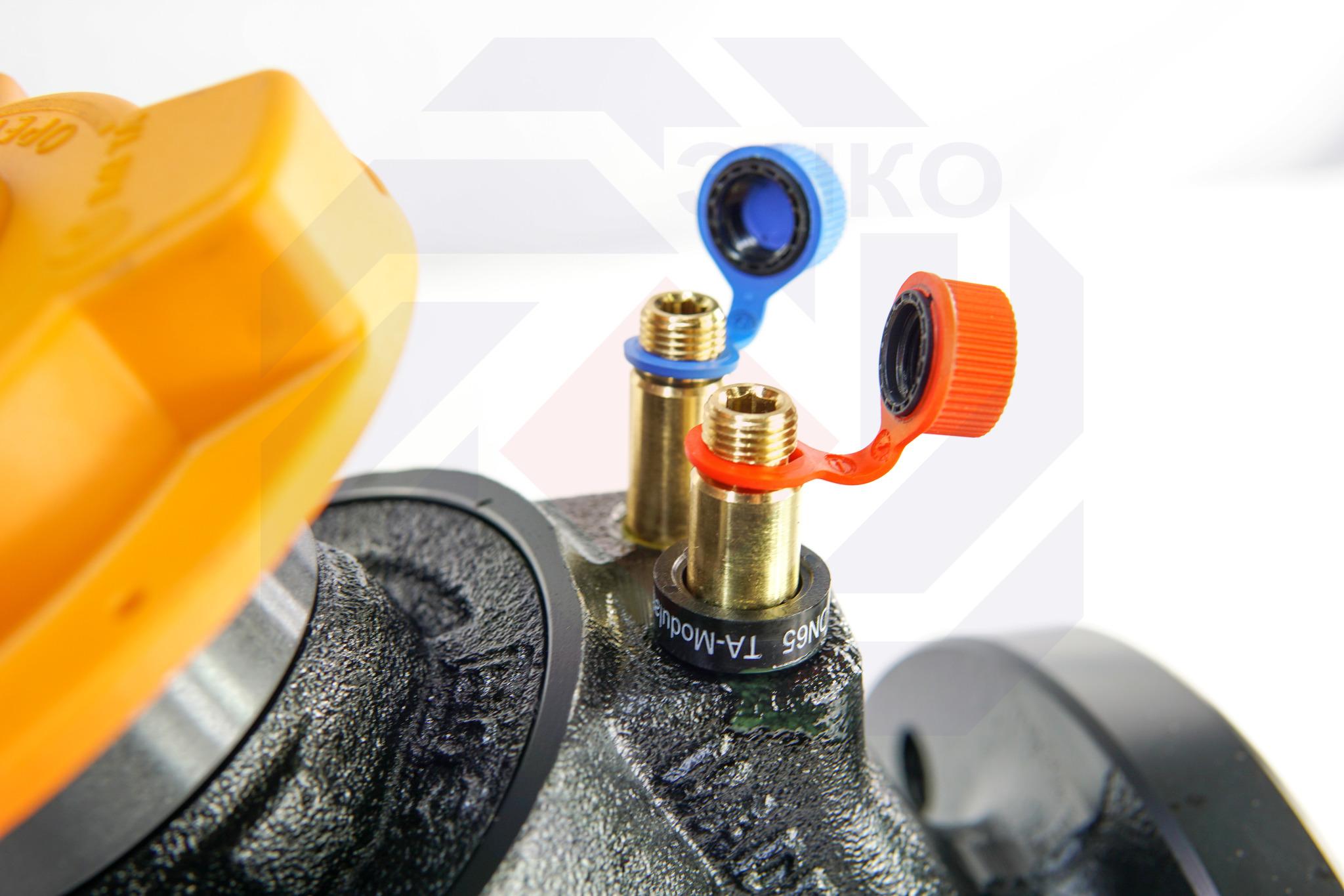 Клапан балансировочный и регулирующий IMI TA-Modulator DN 80