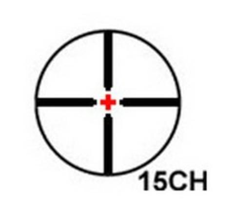HAKKO Hunter 4-12x50 BNL-4125 R:15CH