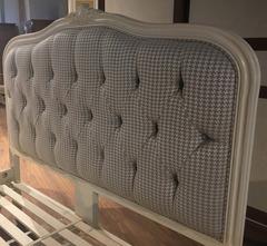 Кровать Florence 200x160 (MK-5020-AW) Молочный