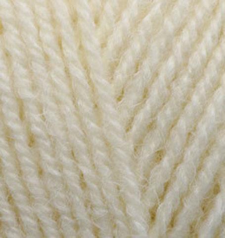 Купить Пряжа Alize Alpaca Royal Код цвета 001 | Интернет-магазин пряжи «Пряха»