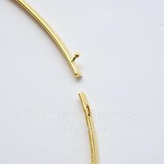 Основа для колье (цвет - золото)  41 см