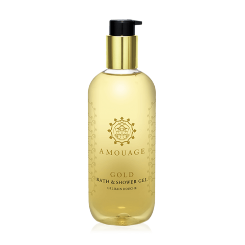 Amouage Gold woman Shower gel