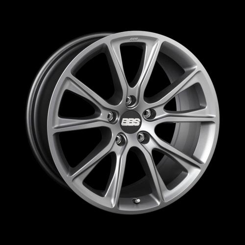 Диск колесный BBS SV 10.5x22 5x130 ET50 CB71.6 satin titanium