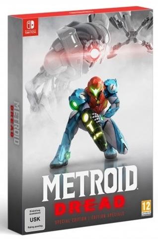 Metroid Dread Особое издание (Nintendo Switch, русская версия)