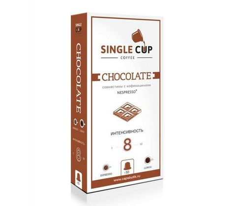 SINGLE CUP COFFEE Chocolate