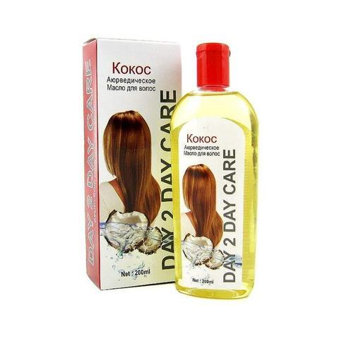 Масло для волос  Аюрведическое (Дэй Ту Дэй Кэр) Кокос 200мл
