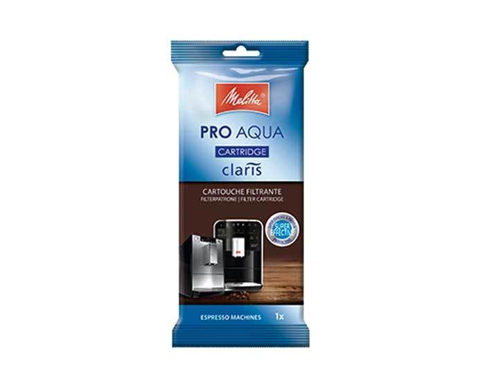 Водный фильтр-картридж для кофемашин Melitta Claris Pro Aqua
