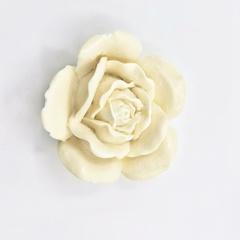 Отливка Роза 3Д, диам.6см, выс.2см.