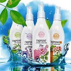 Гидролат «Для Зрелой кожи» с маслами розы, герани, грейпфрута™Царстово Ароматов