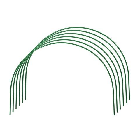 Дуги для парника GRINDA, покрытие ПВХ, 2,5м, 6шт