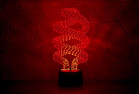 Art-Lamps Спираль
