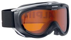 Очки горнолыжные Alpina FREESPIRIT DH black/ anthracite