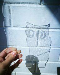 Пластина с любым рисунком для светильников производства 3Д-светильники.рф